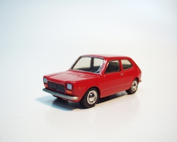 Fiat 127 (Kit/Metall-Bausatz)